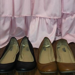 Two Pairs of Flats